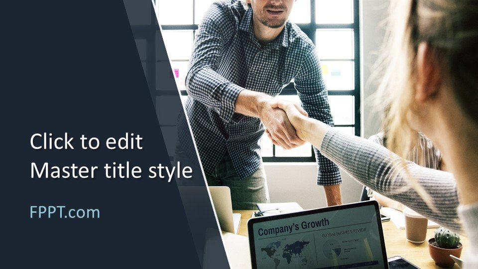Each partner shares a portion of the partnership's profits and losses and each partner is personally liable for the debt and obligations of the partnership. Free Partnership Agreement Powerpoint Template Free Powerpoint Templates