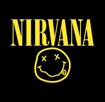 Nirvana Logo PNG Transparent & SVG Vector - Freebie Supply