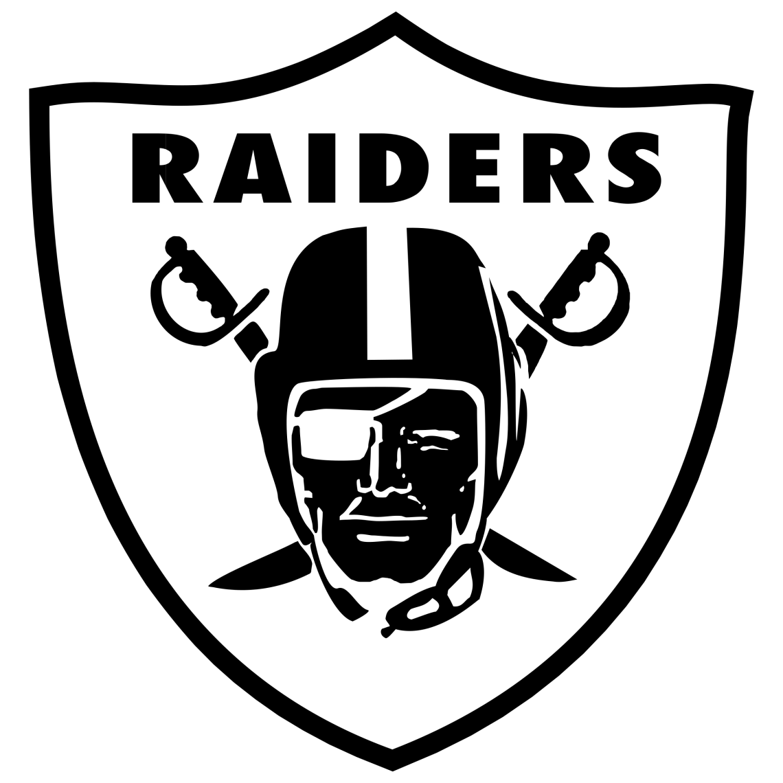 Download Raiders Logo PNG Transparent & SVG Vector - Freebie Supply