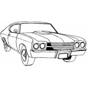 Dodge Charger Outline, Dodge, Free Engine Image For User