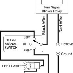 Wiring Diagram For Flasher Relay Dryer Outlet Installing Turn Signals Electricscooterparts Com Support Here Is A These Parts