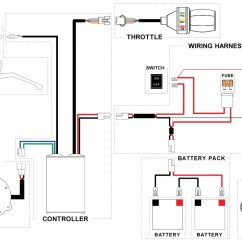 Schwinn S500 Electric Scooter Wiring Diagram Rj12 Cd And