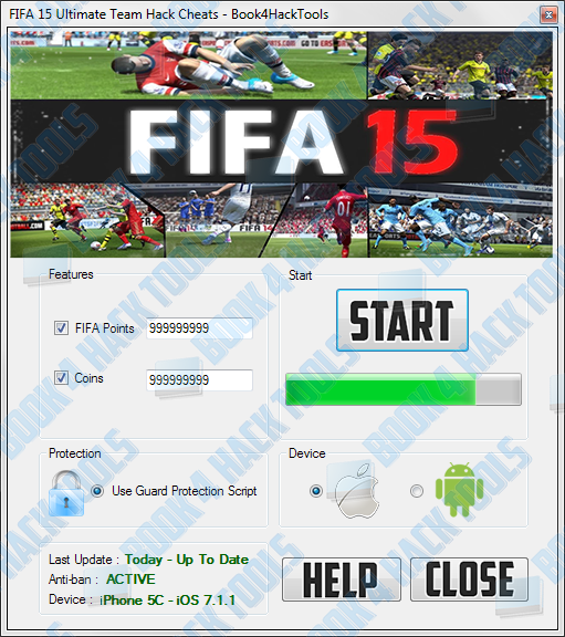 Fifa 15 ultimate team hack tool information the fifa 15