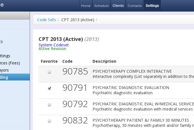CPT ® Codes - Online Medical Billing & Coding Tools | CPT ...