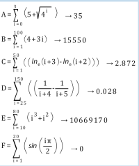 Printables. Sigma Notation Worksheet. Mywcct Thousands of ...
