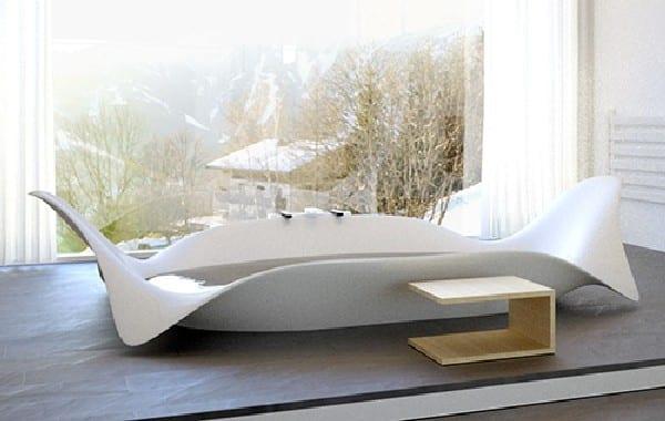 moderne Badewanne  fresHouse