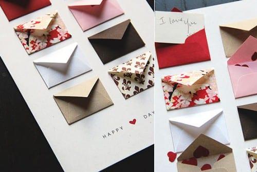 valentinstag karteDIY karte  fresHouse