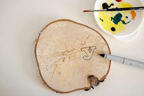 basteln mit naturmaterialiencoole bastelideen mit holz  fresHouse