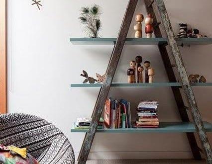 wohnzimmer beispiele fr wohnzimmer dekorieren mit DIY regal rustikal  fresHouse