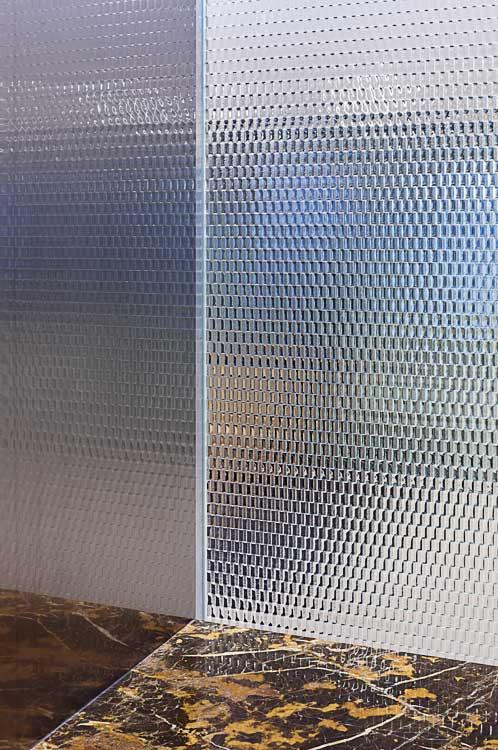 Glaspaneele fr raumteilung  fresHouse