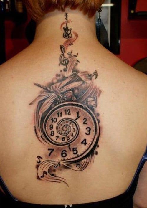 uhr tattoo vorschlge  fresHouse