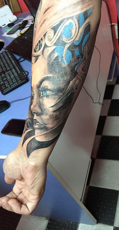 unterarm tattoo ideen  fresHouse
