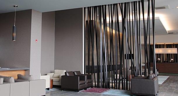 Raumteiler Ideen Jugendzimmer Wandfarbe Cappuccino 30
