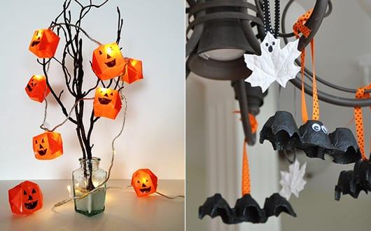 Halloween Deko Ideen zum Selbermachen  fresHouse