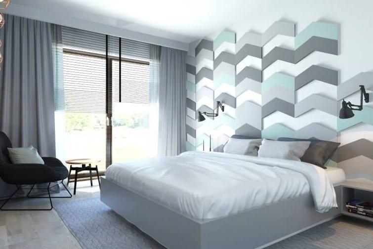 wohnidee schlafzimmer fr moderne wandgestaltung und farbgestaltung wnde  fresHouse