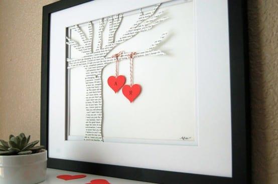 Valentinstag Ideen und Geschenke_Bild als valentinstag geschenk basteln  fresHouse