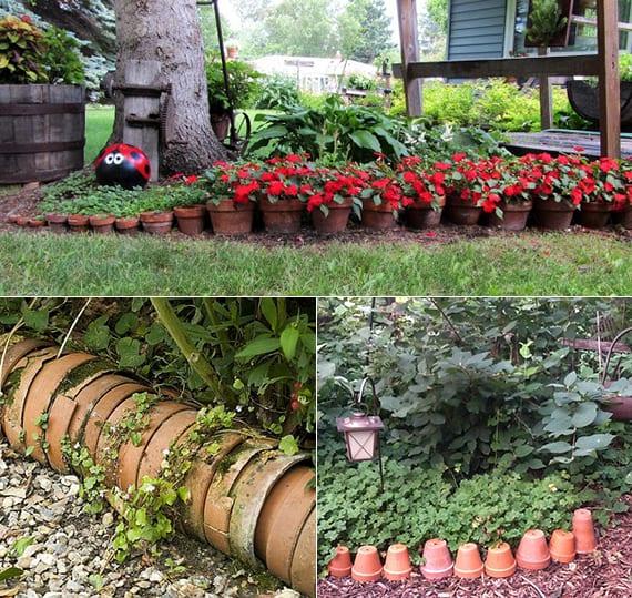 GartengestaltenmitkreativerRasenkanteund