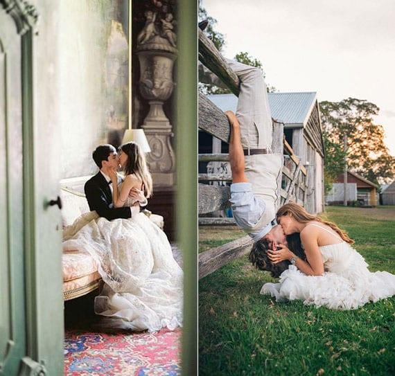 Trends und Fotoideen fr originelle Hochzeitsfotos  fresHouse
