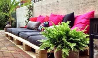 ich will gartenmöbel aus paletten bauen tolle DIY projekte ...