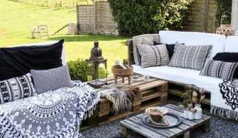 ich will gartenmöbel für terrasse und garten selber bauen ...