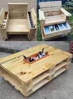 Ich will Gartenmöbel aus Paletten selber bauen   fresHouse