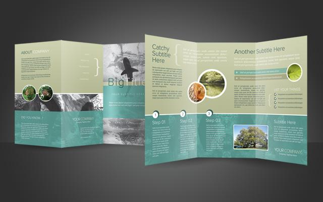40 Best Corporate Brochure Print Templates Of 2013 Frip In