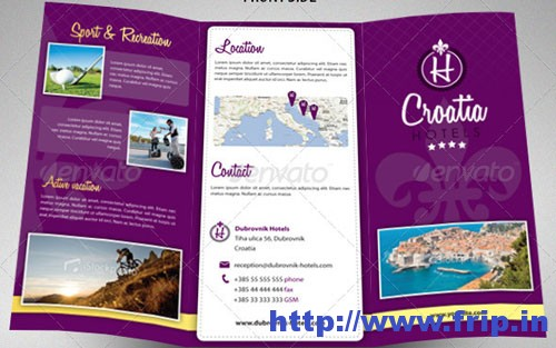 Hotel Brochure Example Ideal Vistalist Co