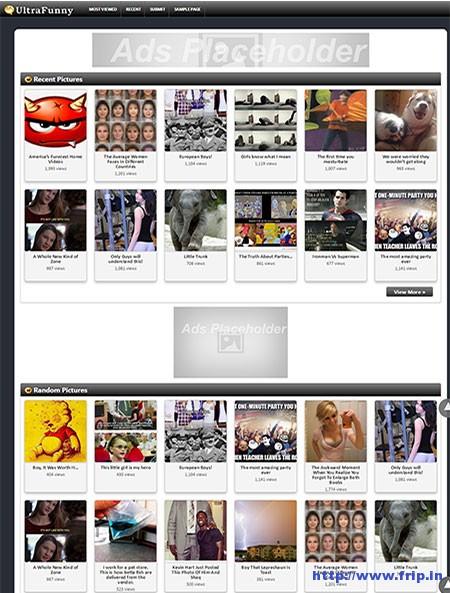 Ultra-engraçado-WordPress-Tema