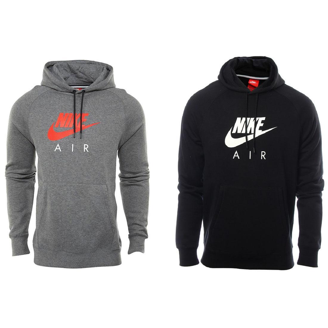 promo code 14405 cd673 Nike Pullover Schwarz Herren