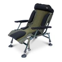 ABODE Carp Fishing Camping Folding Easy-Arm Lo-Armchair ...