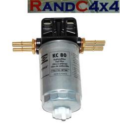 wjn500150 land rover defender td5 diesel fuel filter housing bracket [ 899 x 974 Pixel ]