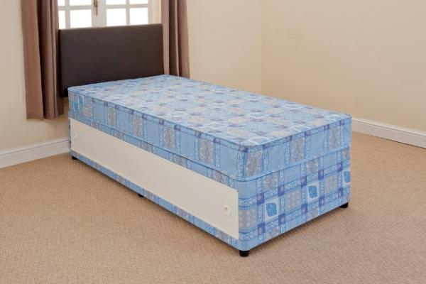2ft6 Shorty Divan Bed Mattress Free 24hr Delivery