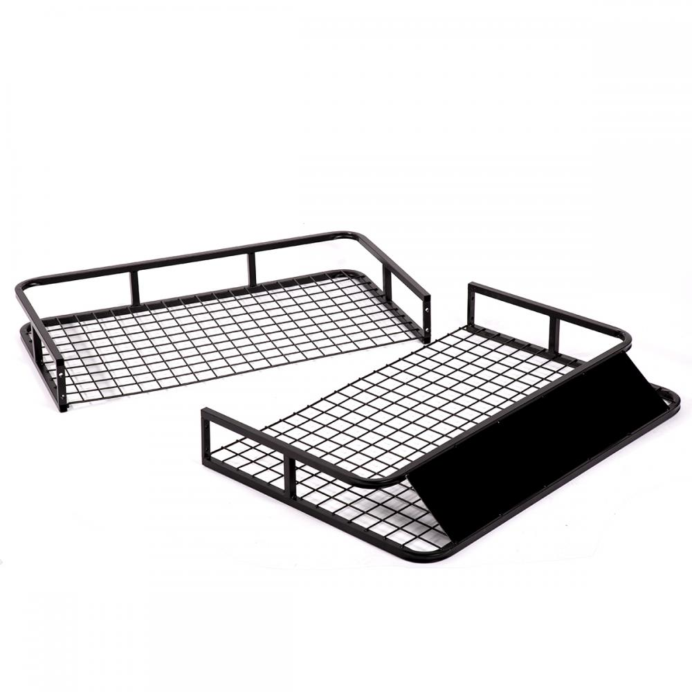 New Universal Roof Rack Basket Holder Travel Car Top