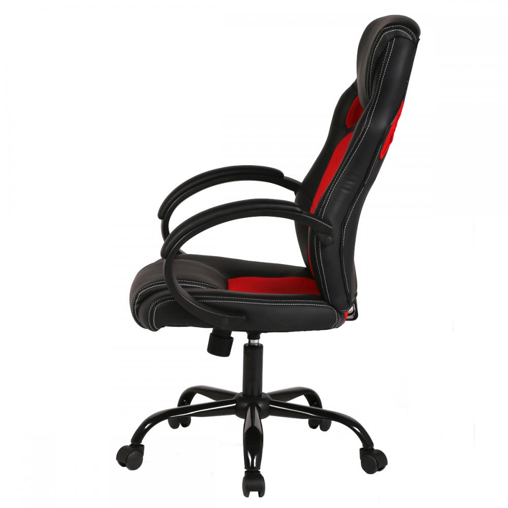 New High Back Race Car Style Bucket Seat Office Desk Chair