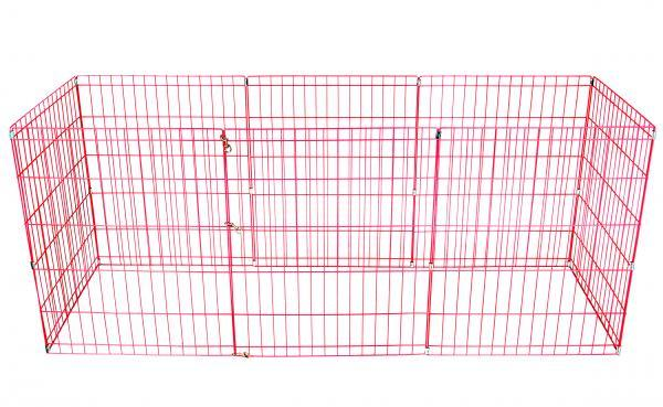 24 30 36 42 48 Tall Dog Playpen Crate Fence Pet Play Pen