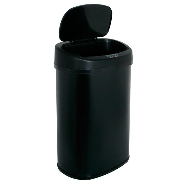 Stainless Steel 13 Gallon Kitchen Trash Can