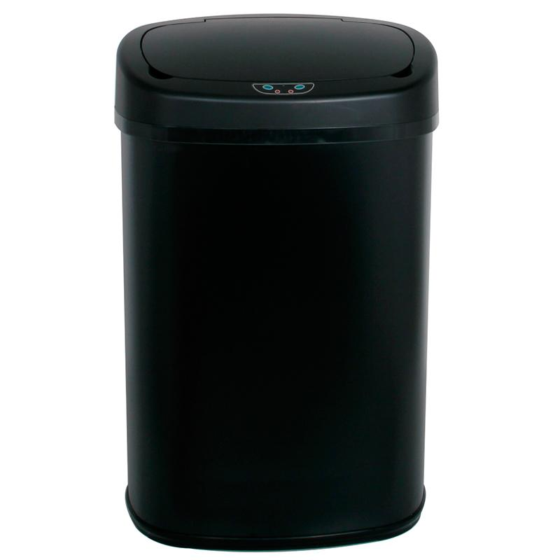 New 13Gallon Touch Free Sensor Automatic Touchless Trash