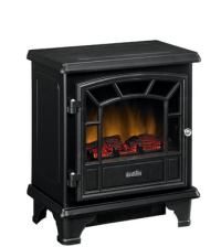 Duraflame Heater Vent-Free, Faux Fireplace $94.97 (Reg. $199)