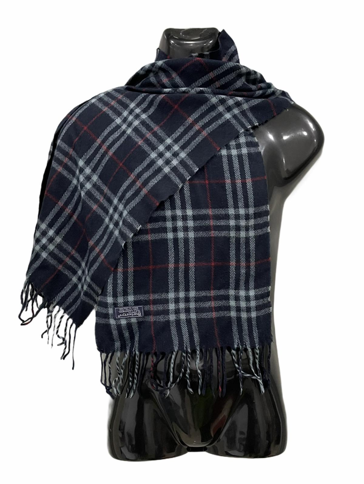 Authentic Burberry Scarf : authentic, burberry, scarf, Burberry, Authentic, Burberrys, Scarf, Muffler, Grailed