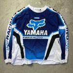 Vintage Vintage 1999 Fox Racing Team Yamaha Motocross Jersey Grailed