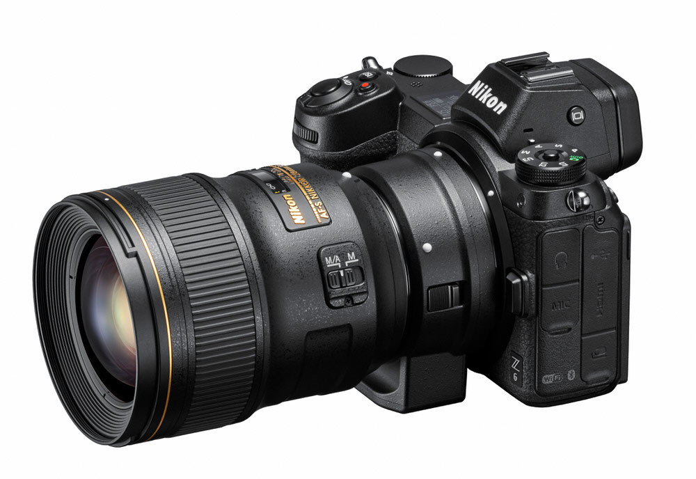 Nikon Announces The Nikon Z6 And Z7 Mirrorless Cameras