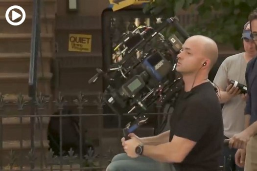 Cinematographer of TV Series 'Homeland' Talks Shop on Preparation, Film Gear, and More