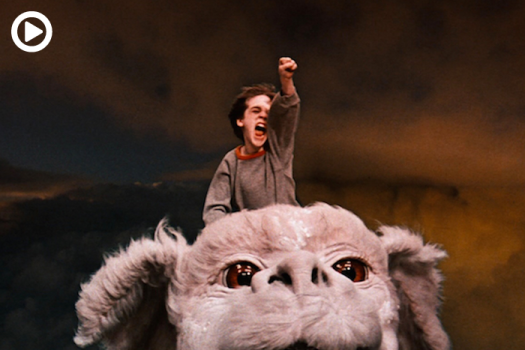 Go Back in Time and Behind the Scenes of the Cult Classic, 'The NeverEnding Story'