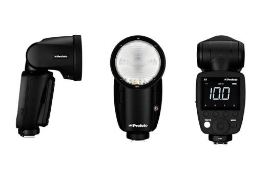Profoto Announces World's Smallest Studio Light: Profoto A1