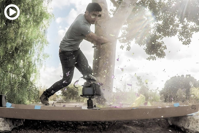Combining Slow Motion with the World's Fastest Camera ...