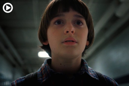 'Stranger Things' Season Two Supercut of Creative Edit Transitions