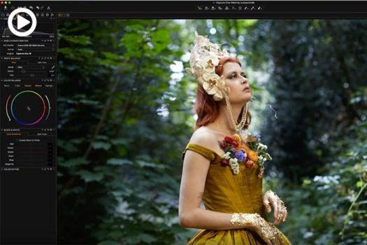 Pratik Naik's Color Workflow via Capture One