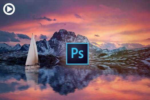 Create a Water Reflection With Photoshop