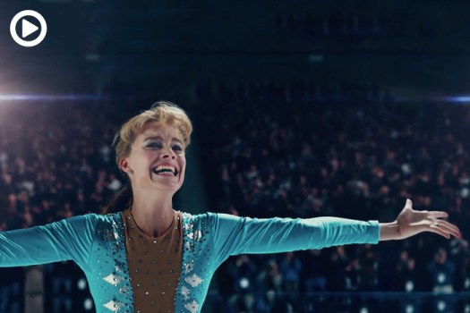 BTS: How 'I, Tonya' Pulled Off Those Incredibly Detailed Shots of Margot Robbie Skating Like an Olympian
