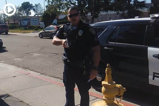 Police Officer on Leave After Pointing Gun at Videographer: Two Sides of the Story